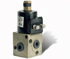Electropneumatic valve 11.3745000-21
