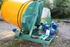 Straw chopper,  grass Tomahavk 505M