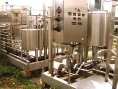 Завод по переработке молока до 10 тыс. литров в