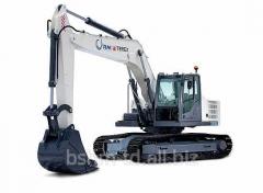 Excavator caterpillar RM-Terex TX 210