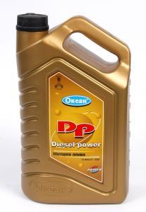 Motor oils for diesel engines the Ocean of Diesel