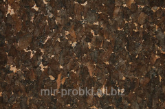 Pith wall-paper of 2 mm of Alhambra Natural