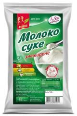 Powdered Skim Milk (PSM) of 1,5%