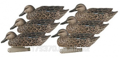 Effigy of a teal treskunka of GHG Pro-Grade Series Decoys