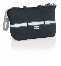 TRILOGY BAG bag - Jeans Fluo Navy AX35F0JFN