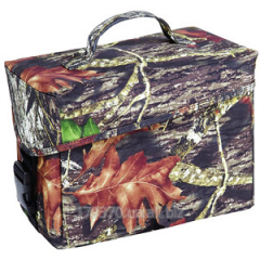 Bag hunting for cartridges of Flambeau Soft-Sided Ammo Bag