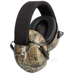 Earphones for firing of Browning Buckmark II Camo Hearing Protector