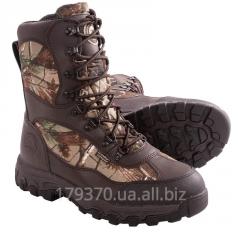 Boots the hunting warmed Irish Setter Trail