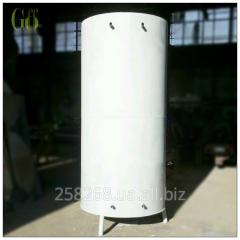 Heataccumulator of 3000 liters