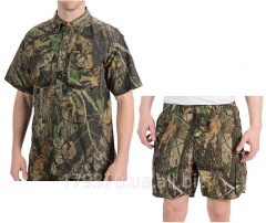 Suit for hunting and fishing summer Remington Rem-Lite