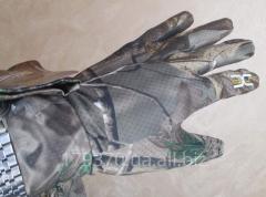 Gloves hunting easy Hot Shot Men's Realtree