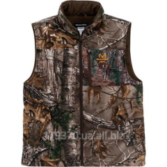 Vest hunting warm Realtree Xtra Men's Ves