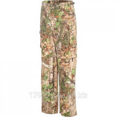 Trousers for hunting and fishing summer Game Winner® Men's Dura Cool Realtree APG Zip-Off Pan