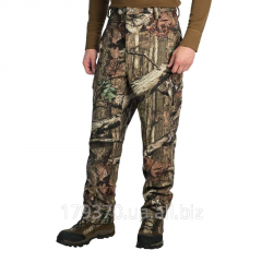 Trousers the hunting warmed Browning Wasatch Quiet Pants