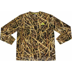 T-shirt hunting Mossy Oak Blades Men's Olive Long Sleeve Tee