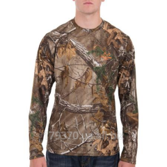 T-shirt hunting with long sleeve of Realtree and Mossy