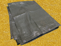 Awnings the reinforced polypropylene Eltcover