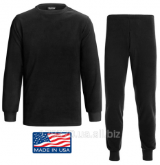 Layered clothing for hunting of Kenyon Polarskins Expedition Base Layer - Heavyweig