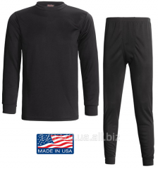 Layered clothing for hunting of Kenyon Polarskins Base Layer - Midweigh