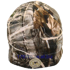 Cap hunting warm Final Approach Fleece Skull Cap in Max 4