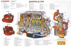 Стенд № 2. Дизель Д-260