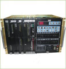 Система управления термопластавтоматом У171.12