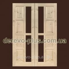 Двери 2-х створчатые М_2 200х60