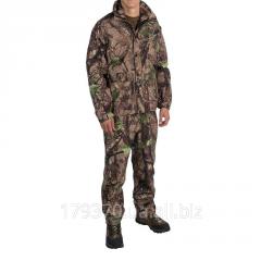 Suit the hunting warmed Tracker 3-in-1 Jacket/Pants Set - Waterproof
