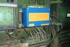 Control units of BUSS-4 cranes