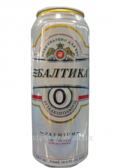 Baltic No. 0 0,5l beer nonalcoholic zh.b.