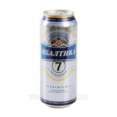 Can Baltic No. 7 0,5l beer