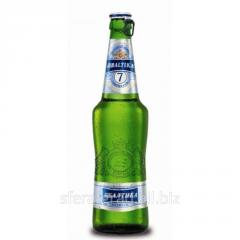 Baltic No. 7 0,5l beer