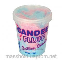 Glass for cotton candy 3018 Candee Fluff V 85