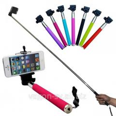 Selfie stick, Monopod