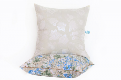 Pillow of 10% down, 90% feather, 40х40