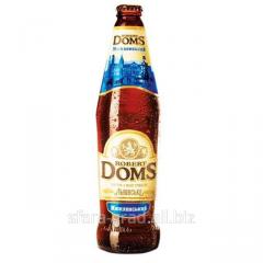 Lv_vske's beer Robert Doms Myunkhensky 0,5l