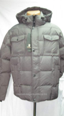 Down-padded coats man's TIGER model - 183