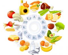 Витамины и премиксы