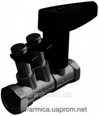 Automatic balancing BALLOREX M valve