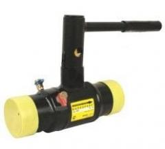 Balancing BROEN Ballorex-S valve, manual, welded