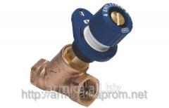 Balancing HONEYWELL Kombi 3-plus valve SINY, Du20
