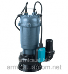 Drainage and fecal pump + equipment WQD 10-8-0,55F