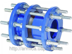 Assembly inserts flange