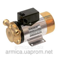 The pump increasing pressure Pumps + 15WBX-12