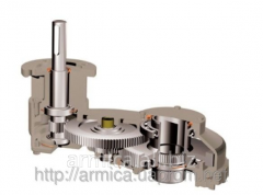 Reducers mechanical PMM, PMO