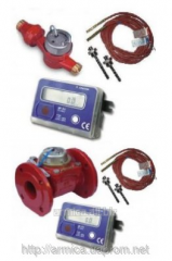 Heat meter of LQM-lll, Du100, flange