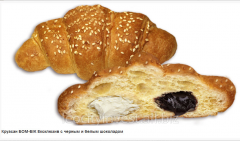 Croissant Bom BIK EXCLUSIVE with black and white