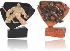 Figure cast Figurine Hockey player of RFEL5036
