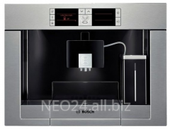 The coffee machine the built-in Bosch TCC 78K751
