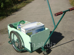 Cycle trailer, moped, scooter trailer, ZE cargo